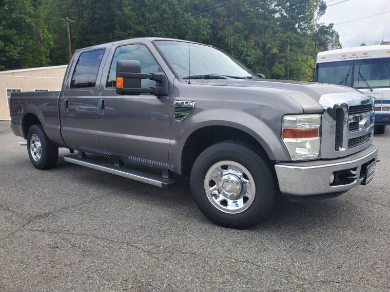 2009 Ford F-250 Super Duty for sale at Brown's Used Auto in Belmont NC