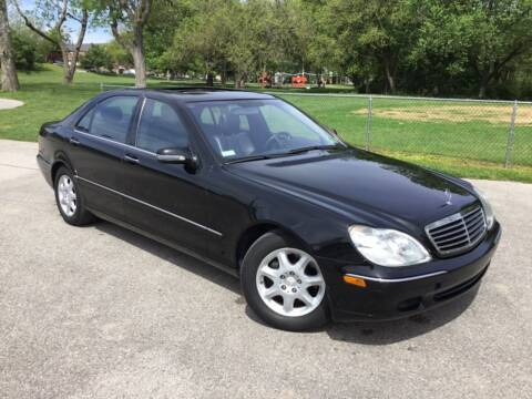 2001 Mercedes-Benz S-Class for sale at Concours Unlimited in York PA