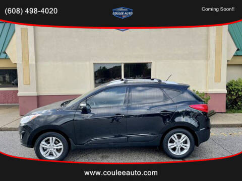 2012 Hyundai Tucson for sale at Coulee Auto in La Crosse WI