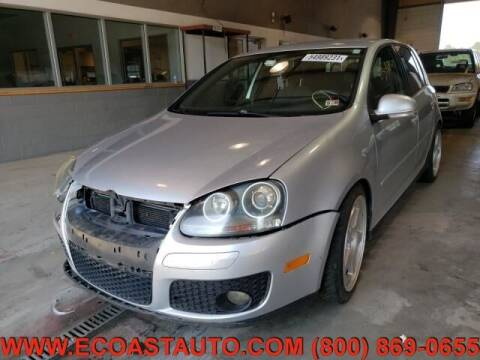 2008 Volkswagen GTI for sale at East Coast Auto Source Inc. in Bedford VA