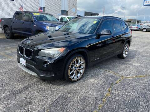 2013 BMW X1 for sale at AUTOSAVIN in Elmhurst IL