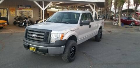 2011 Ford F-150 for sale at Vehicle Liquidation in Littlerock CA