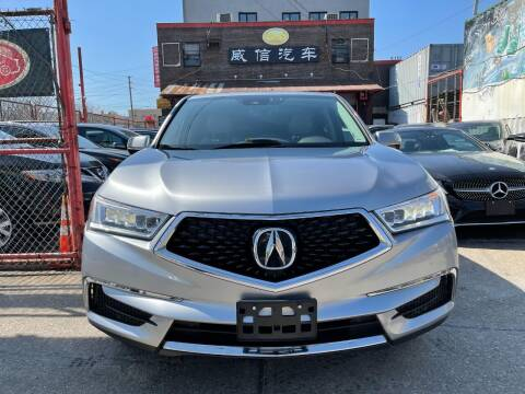 2017 Acura MDX for sale at TJ AUTO in Brooklyn NY