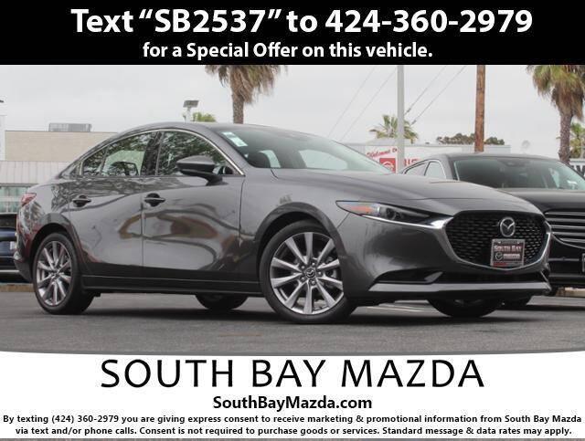 2019 Mazda Mazda3 Sedan for sale in Torrance, CA