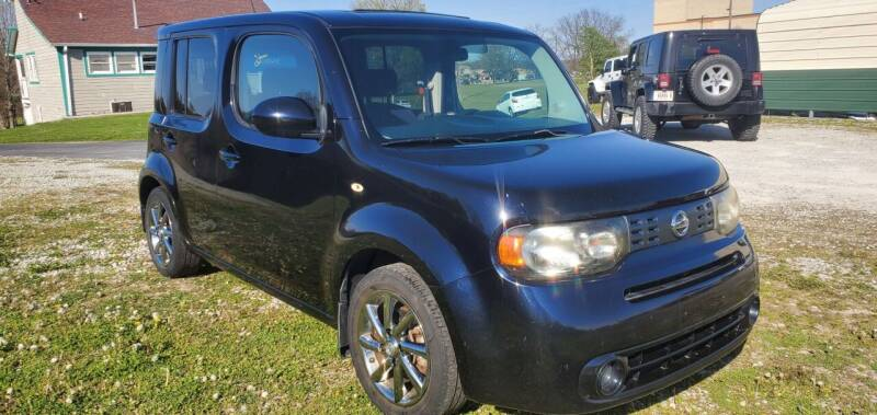 2010 Nissan cube for sale at Sinclair Auto Inc. in Pendleton IN