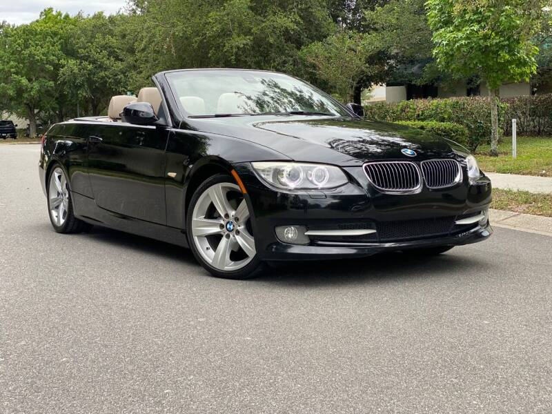 2011 BMW 3 Series for sale at Presidents Cars LLC in Orlando FL
