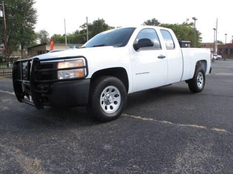 2011 Chevrolet Silverado 1500 for sale at Brannon Motors Inc in Marshall TX