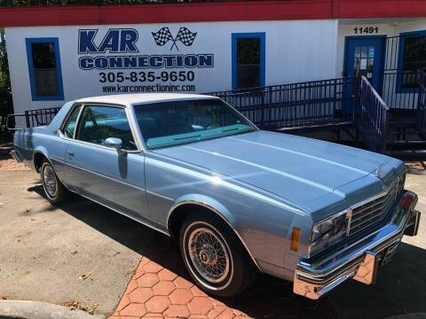 1978 Chevrolet Impala for sale at Kar Connection in Miami FL