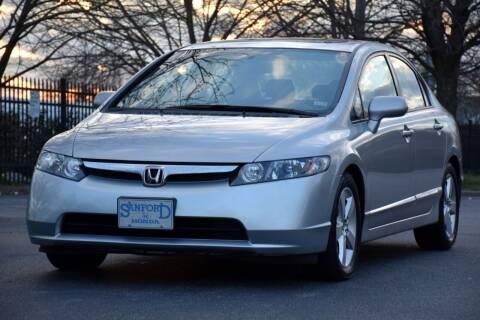 2008 Honda Civic for sale at Wheel Deal Auto Sales LLC in Norfolk VA