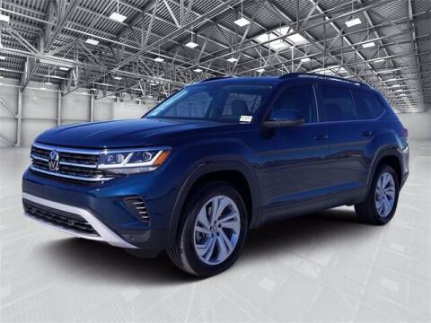 2021 Volkswagen Atlas for sale at Camelback Volkswagen Subaru in Phoenix AZ