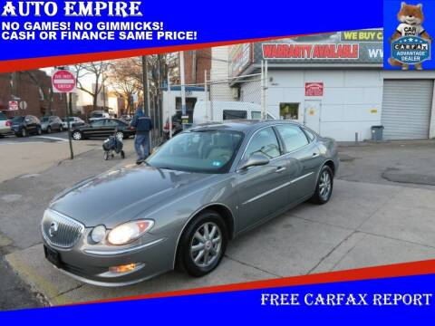 2008 Buick LaCrosse for sale at Auto Empire in Brooklyn NY