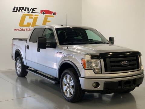 2010 Ford F-150 for sale at Drive CLE in Willoughby OH