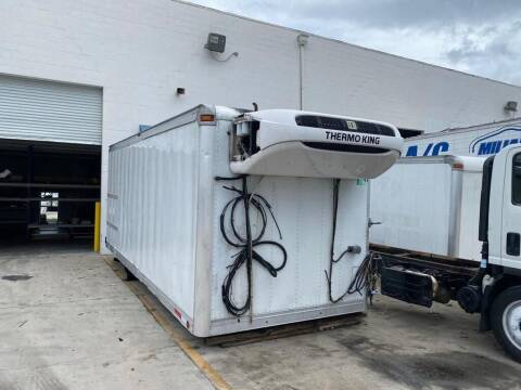 KIDRON 20FT REEFER BOX for sale at Orange Truck Sales - Fabrication, Lift gate and body in Orlando FL