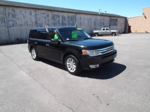 2010 Ford Flex for sale at Lee Motor Sales Inc. in Hartford CT