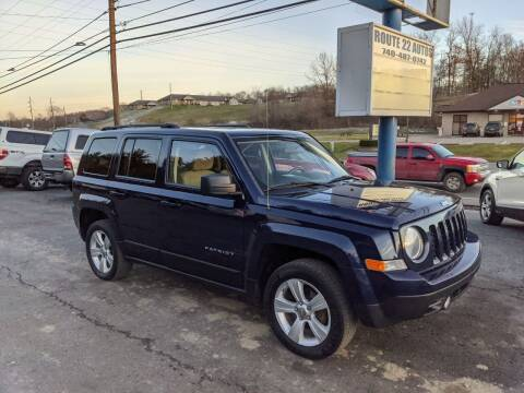2012 Jeep Patriot for sale at Route 22 Autos in Zanesville OH
