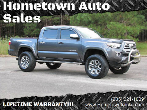2018 Toyota Tacoma for sale at Hometown Auto Sales - Trucks in Jasper AL