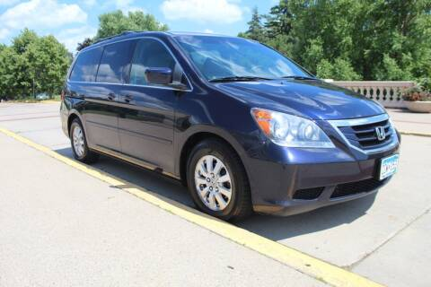 2008 Honda Odyssey for sale at K & L Auto Sales in Saint Paul MN