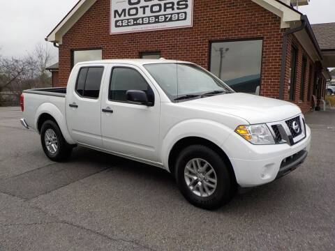 2016 Nissan Frontier for sale at C & C MOTORS in Chattanooga TN