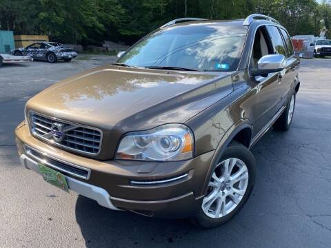 2013 Volvo XC90 for sale at Granite Auto Sales in Spofford NH