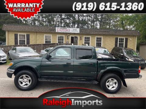2002 Toyota Tacoma for sale at Raleigh Imports in Raleigh NC