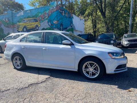 2017 Volkswagen Jetta for sale at Showcase Motors in Pittsburgh PA