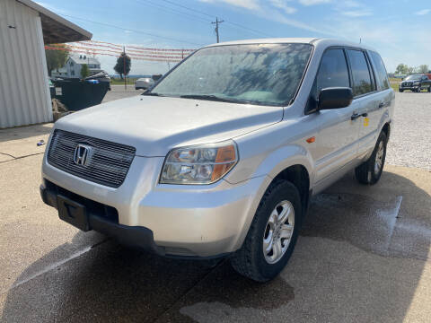 2006 Honda Pilot for sale at Family Car Farm in Princeton IN