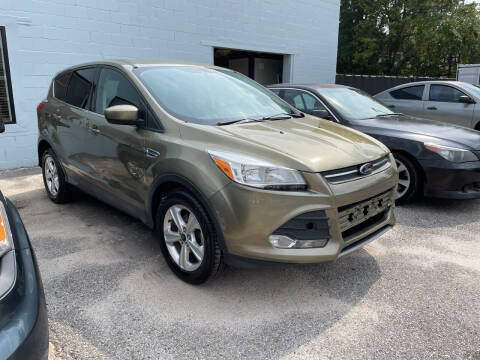 2014 Ford Escape for sale at Ron's Used Cars in Sumter SC