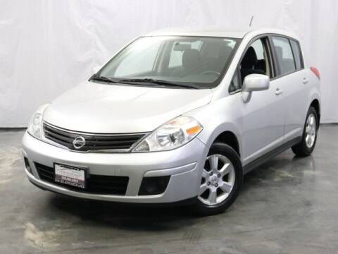 2012 Nissan Versa for sale at United Auto Exchange in Addison IL