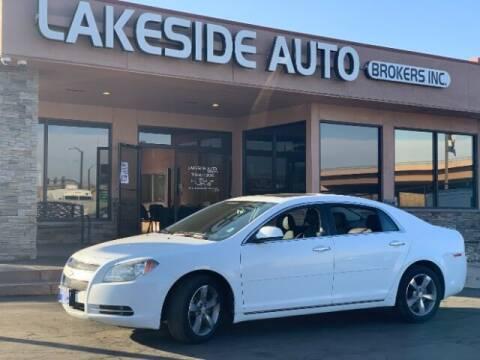 2012 Chevrolet Malibu for sale at Lakeside Auto Brokers Inc. in Colorado Springs CO