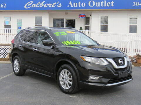 2017 Nissan Rogue for sale at Colbert's Auto Outlet in Hickory NC