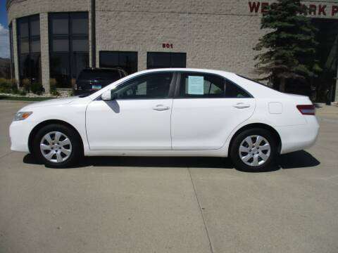 2011 Toyota Camry for sale at Elite Motors in Fargo ND