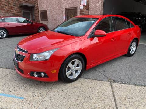 2013 Chevrolet Cruze for sale at JMAC IMPORT AND EXPORT STORAGE WAREHOUSE in Bloomfield NJ
