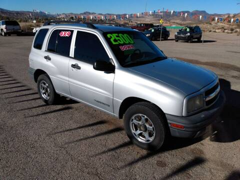1999 Chevrolet Tracker for sale at Hilltop Motors in Globe AZ