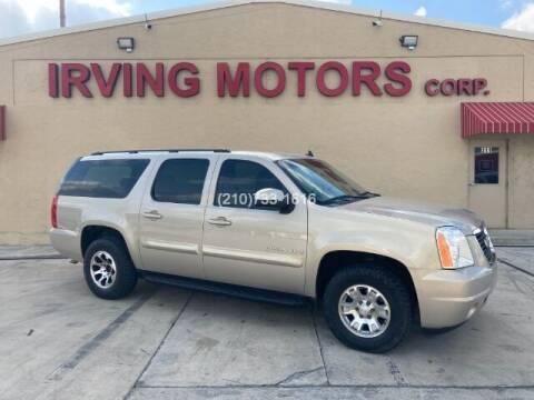 2008 GMC Yukon XL for sale at Irving Motors Corp in San Antonio TX