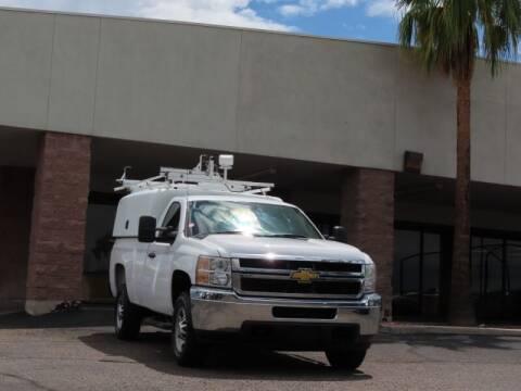 2013 Chevrolet Silverado 2500HD for sale at Jay Auto Sales in Tucson AZ