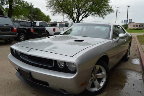 2010 Dodge Challenger for sale at E-Auto Groups in Dallas TX