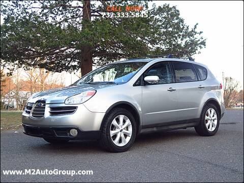 2006 Subaru B9 Tribeca for sale at M2 Auto Group Llc. EAST BRUNSWICK in East Brunswick NJ