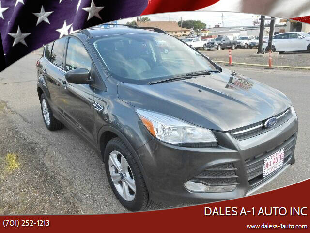 2016 Ford Escape for sale at Dales A-1 Auto Inc in Jamestown ND