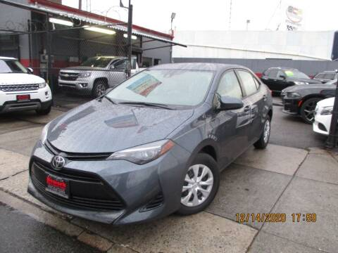 2017 Toyota Corolla for sale at Newark Auto Sports Co. in Newark NJ