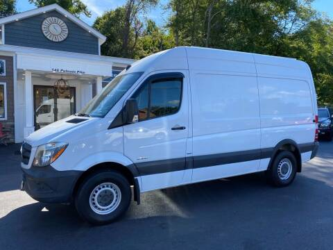 2015 Mercedes-Benz Sprinter Cargo for sale at Ocean State Auto Sales in Johnston RI