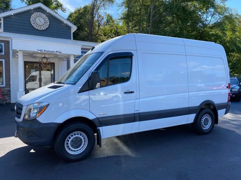 2015 Mercedes-Benz Sprinter Cargo for sale at Ocean State Auto Sales in Johnston RI