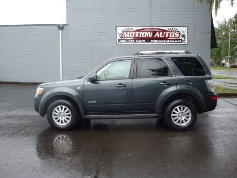 2008 Mercury Mariner for sale at Motion Autos in Longview WA