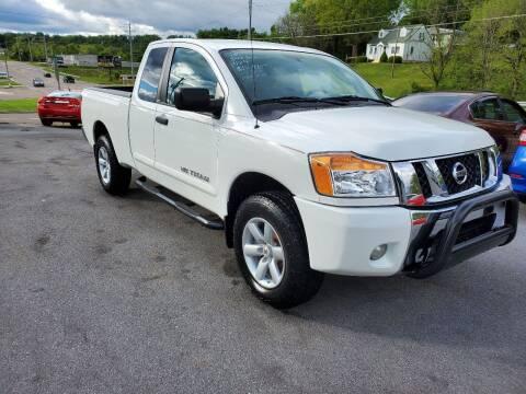 2011 Nissan Titan for sale at DISCOUNT AUTO SALES in Johnson City TN