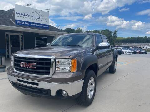 2007 GMC Sierra 1500 for sale at Maryville Auto Sales in Maryville TN