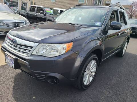 2011 Subaru Forester for sale at Express Auto Mall in Totowa NJ