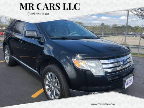 2007 Ford Edge for sale at Mr Cars LLC in Houston TX