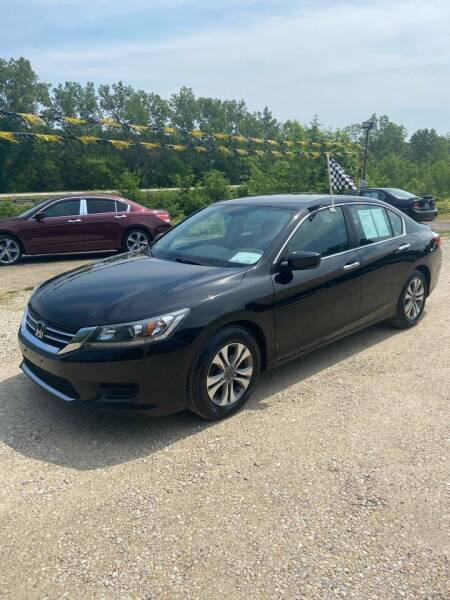 2014 Honda Accord for sale at Dons Used Cars in Union MO