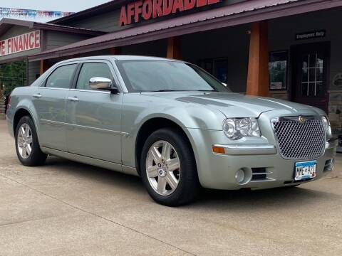 2006 Chrysler 300 for sale at Affordable Auto Sales in Cambridge MN