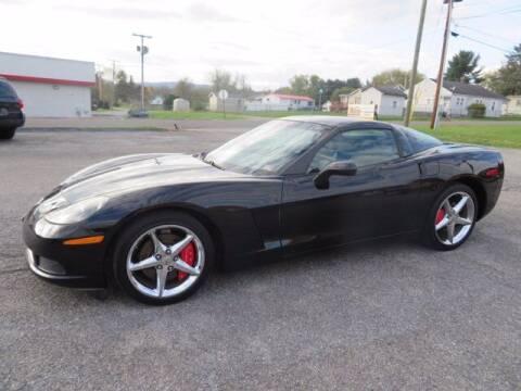 2013 Chevrolet Corvette for sale at DUNCAN SUZUKI in Pulaski VA