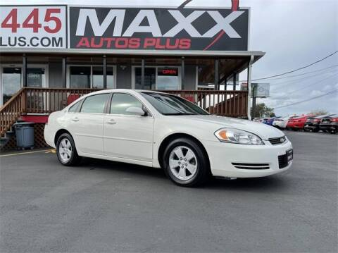 2008 Chevrolet Impala for sale at Maxx Autos Plus in Puyallup WA